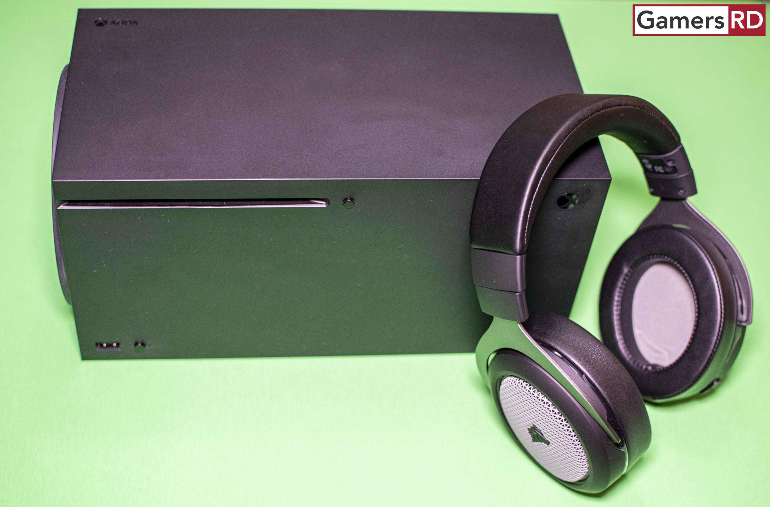 CORSAIR HS 75 XB Headset review, 8 GamersRD