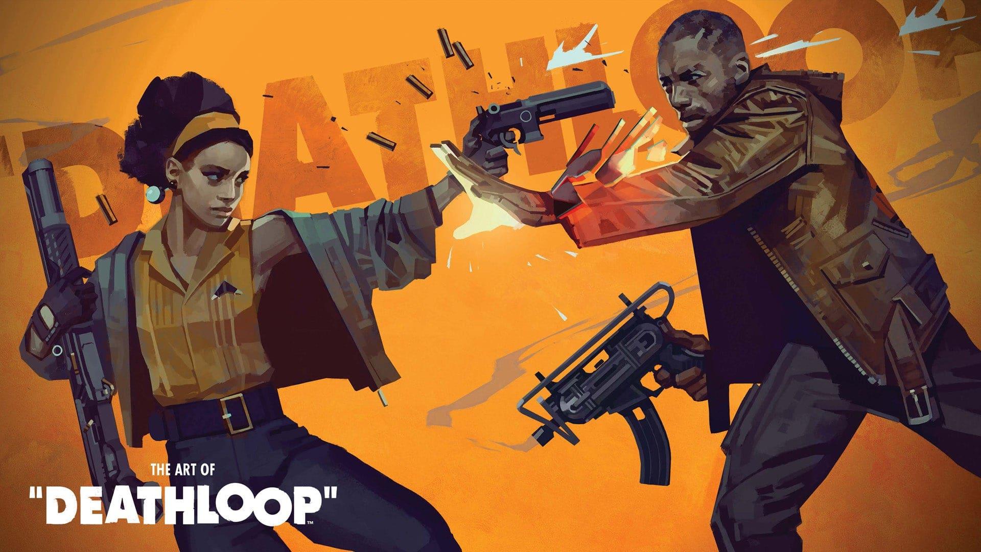 Deathloop, PlayStation , GamersRD
