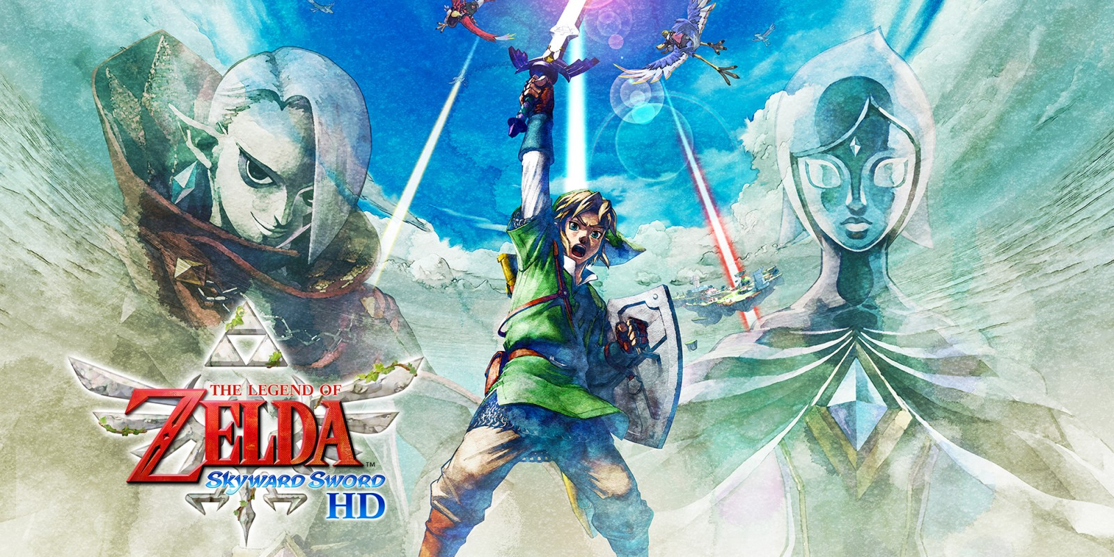 The Legend of Zelda: Skyward Sword HD - GamersRD