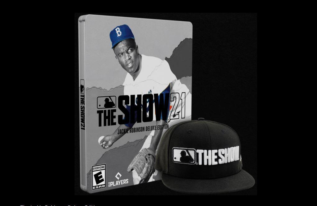 Jackie Robinson será la portada de MLB The Show 21 Collector's Editions, GamersRD
