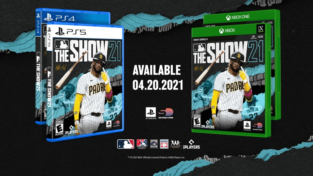 MLB The Show 21, PS5, PS4, Xbox One, Xbox Series X, Seris S, GamersRD