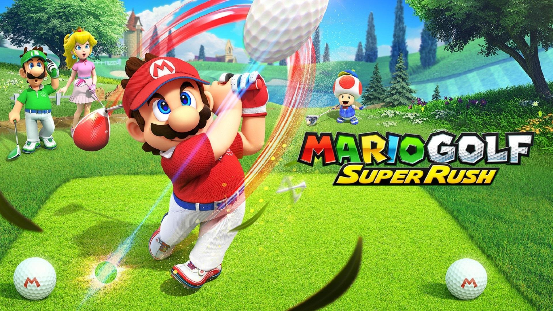 Mario Golf Super Rush, GamersRD