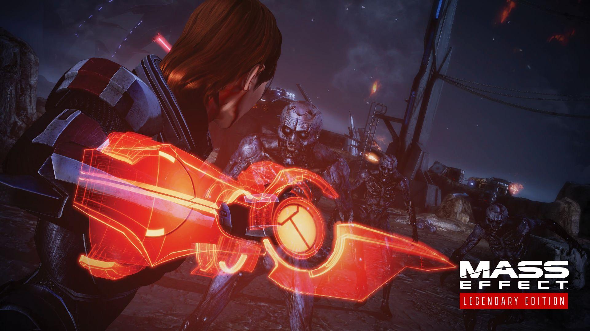 Mass Effect: Legendary Edition llegará el 14 de mayo