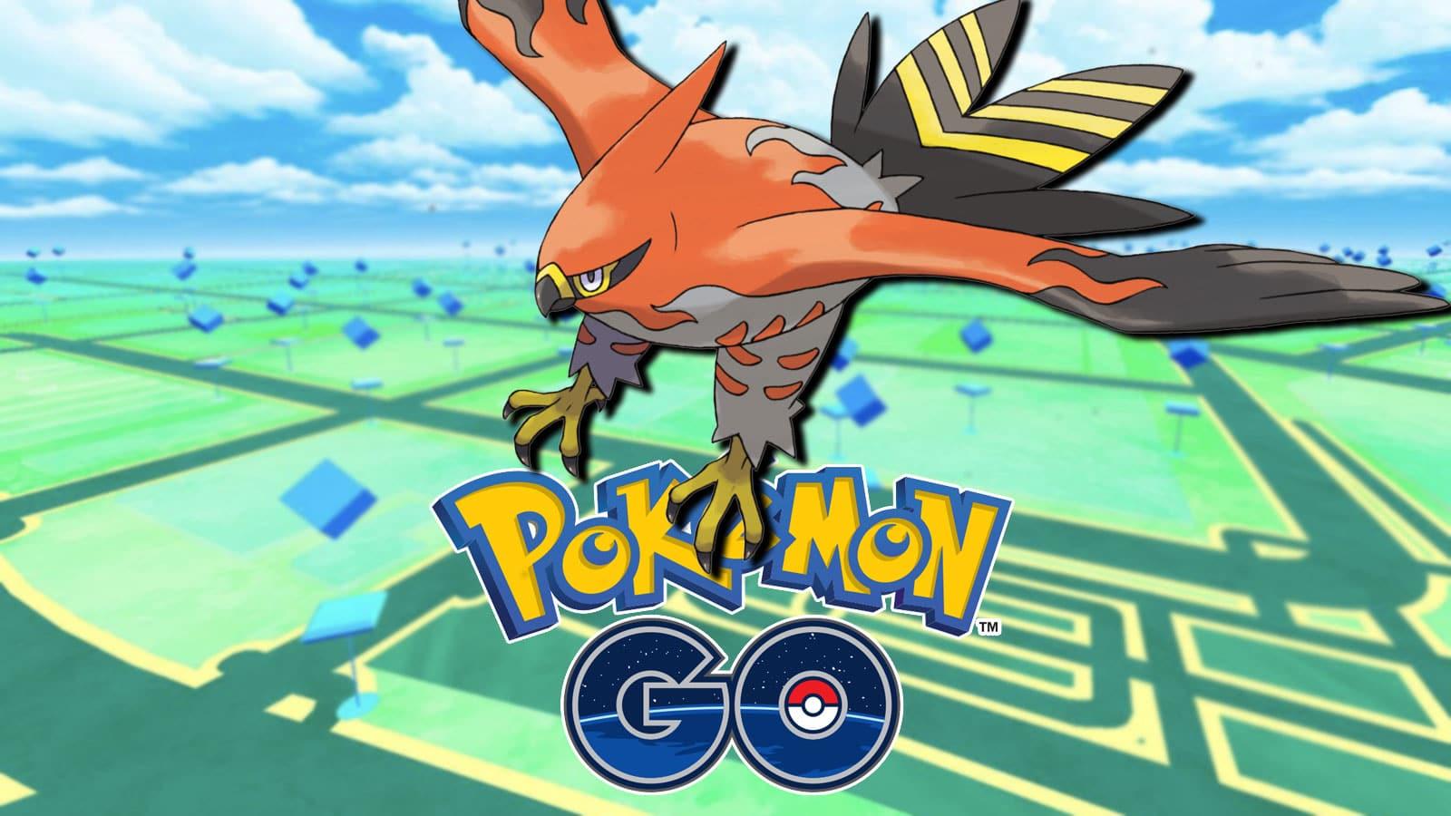 Talonflame, Pokemon GO, GamersRD