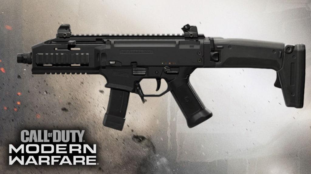 Rook LMG Call of Duty: Modern Warfare