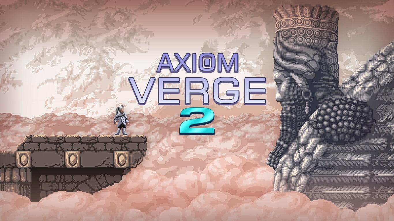 Axiom Verge 2 - GamersRD