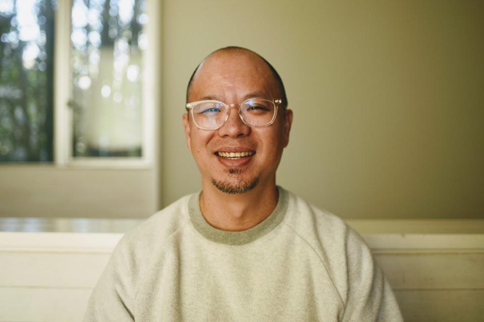 Joe Tung, director ejecutivo de Theorycraft Games