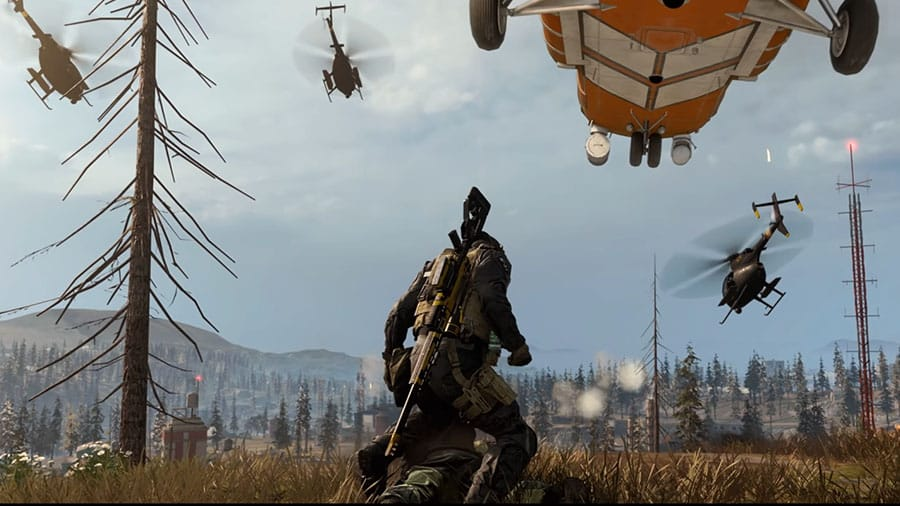 Warzone, GamersRD