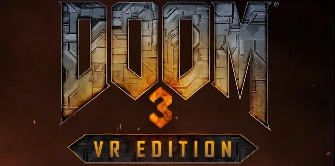 DOOM 3 VR Edition,PlayStation VR, GamersRD