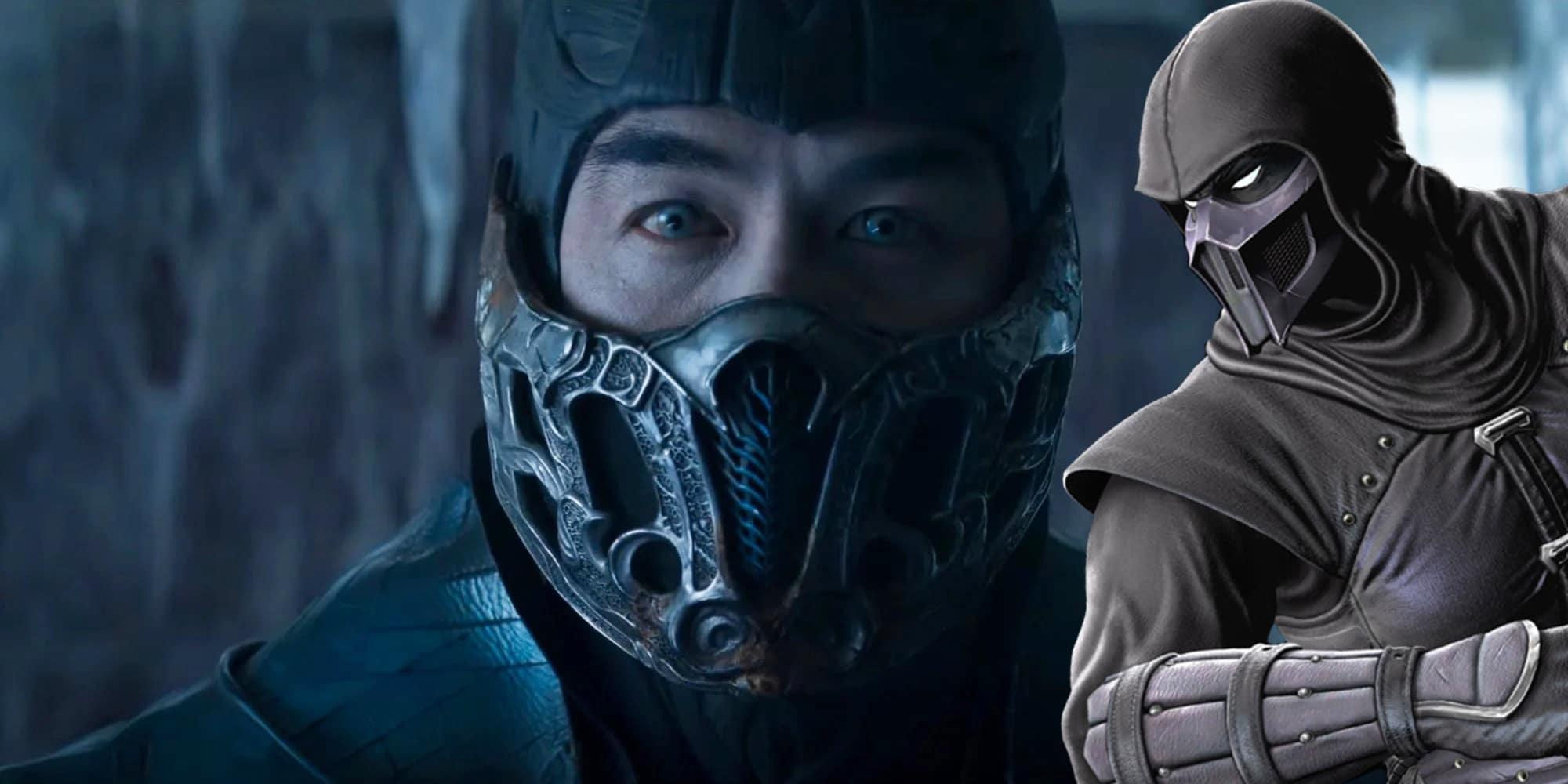 El actor que interpreta a Sub-Zero en la película de Mortal Kombat filtra la aparición de Noob Saibot , GamersRD