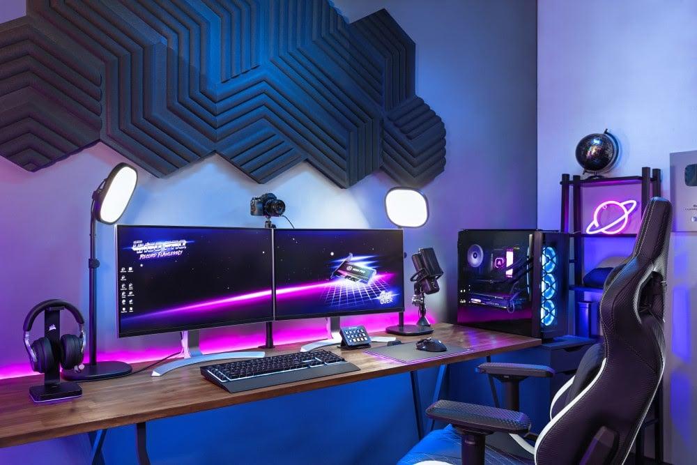 Elgato lanza Light Strip y Wave Panels para la mejora de su estudio en casa, GamersRD