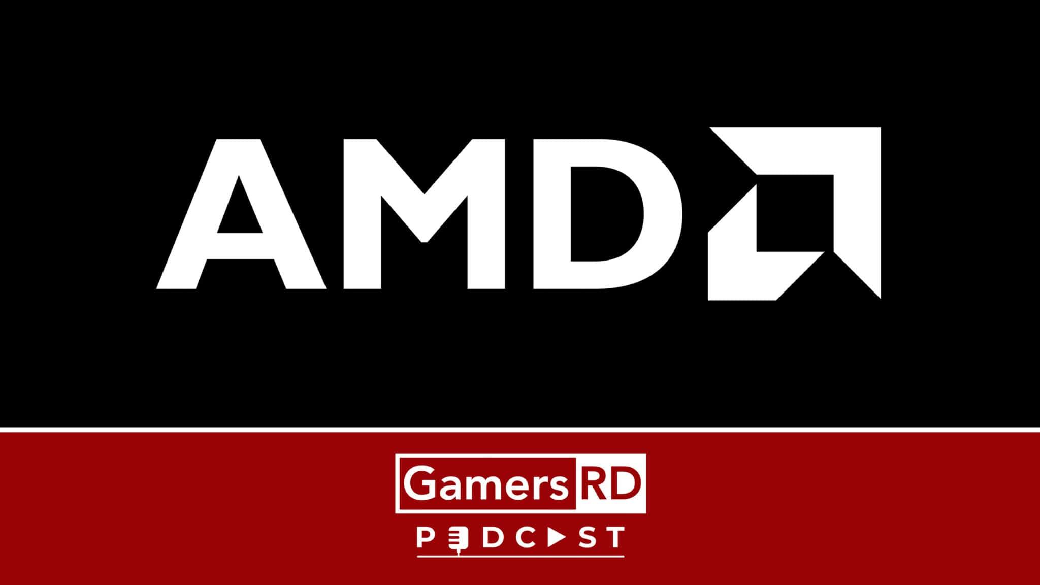 GamersRD Podcast #147 Entrevista a Marketing Manager de AMD para México, Centroamérica y Caribe