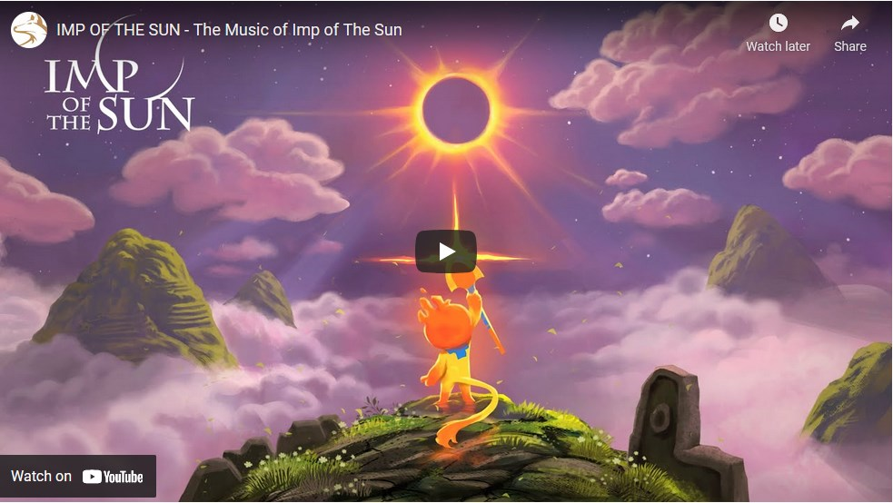 The Music of Imp of the Sun