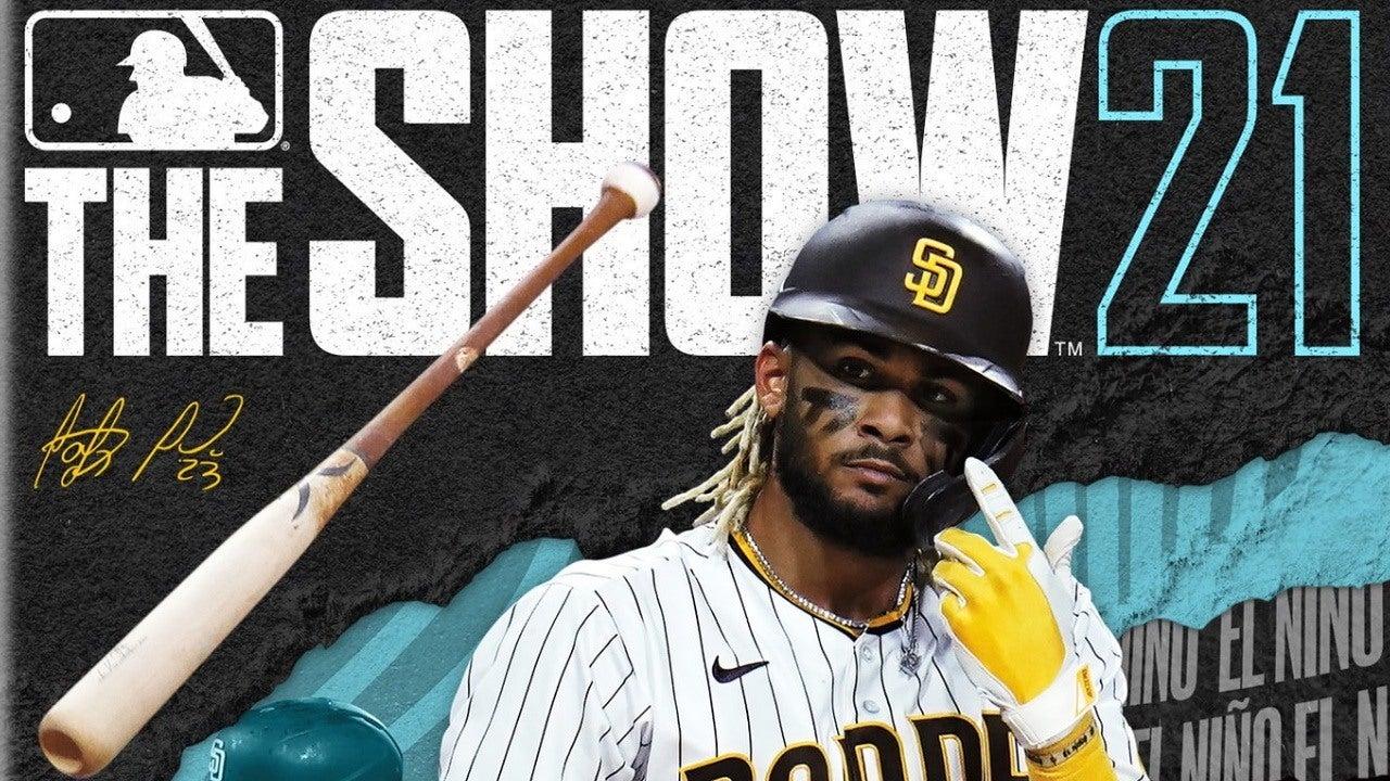 MLB The Show 21 portada