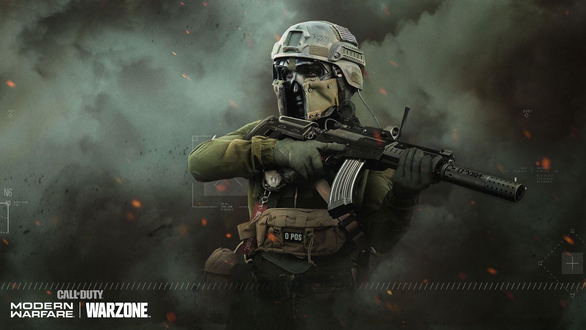 Warzone Roze Skin