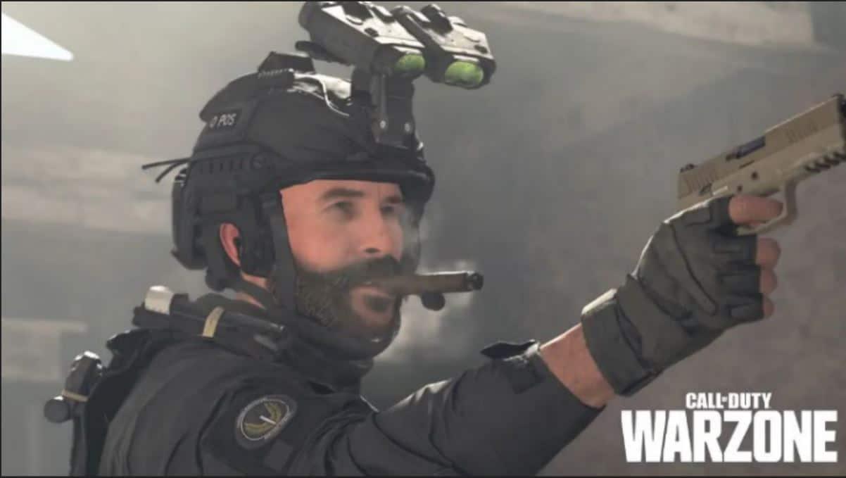 Helmet-Casco, Warzone, GamersRD