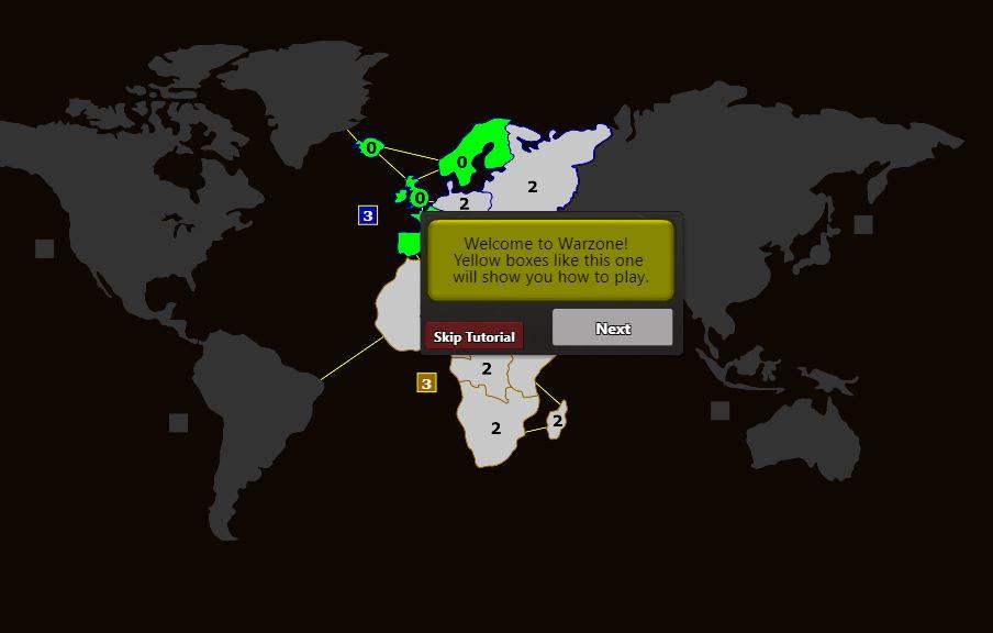 Warzone.com, Estrategia, GamersRD