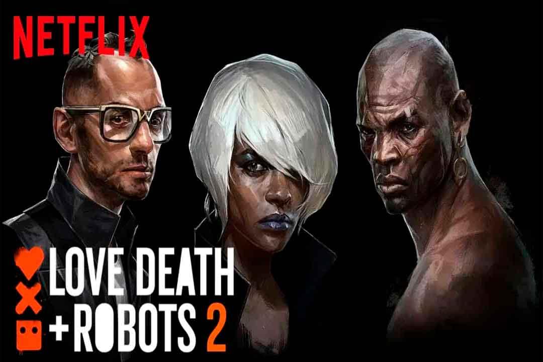 Love Death + Robots Season 2 llegará a Netflix en mayo
