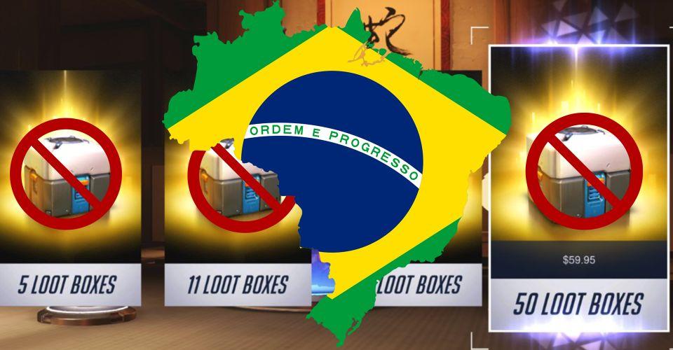 Brasil Loot Boxes, GamersRD