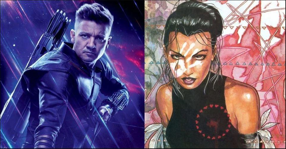Hawkeye, Echo, GamersRD