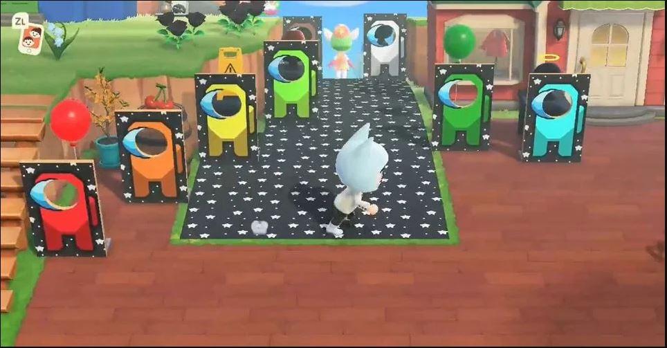Animal Crossing, Among Us