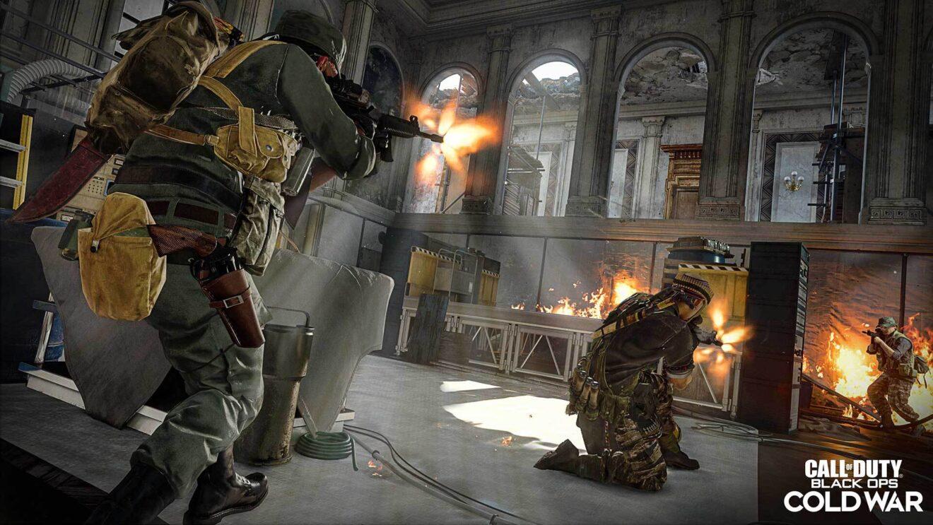 CoD Black Opse Cold War - GamersRD