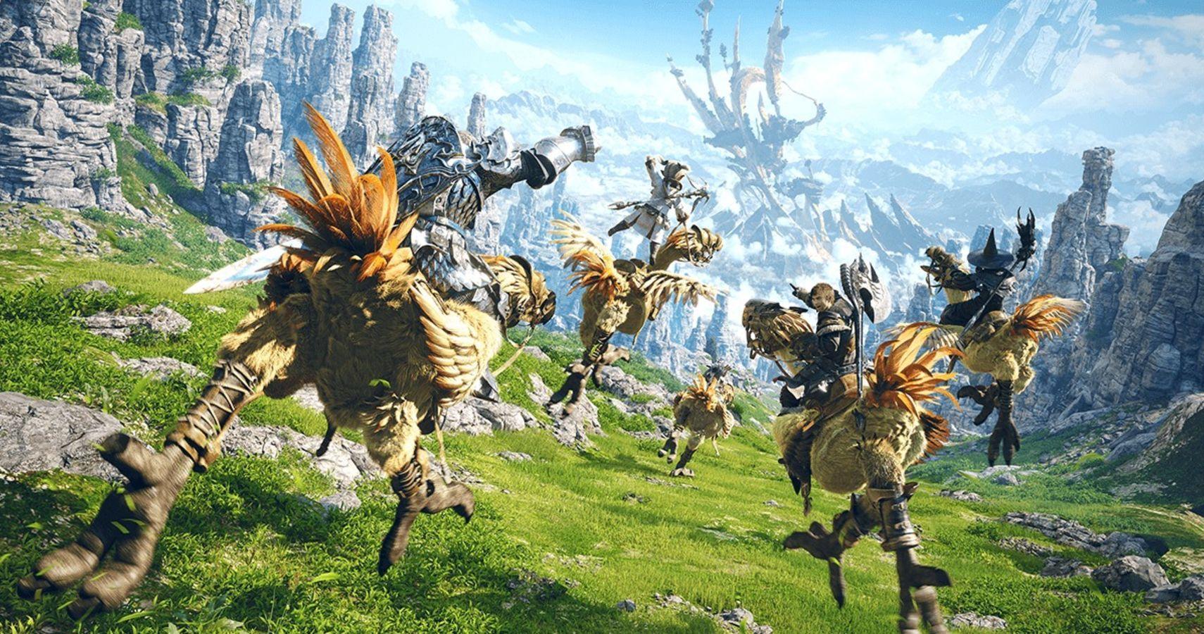 El tráiler de Final Fantasy 14: Endwalker muestra la jugabilidad de Reaper y Sage, GamersRD