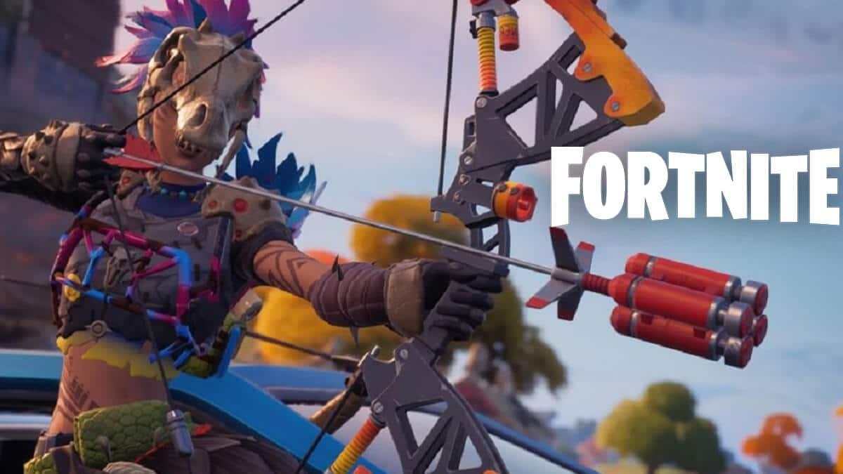 Fortnite-Crafting