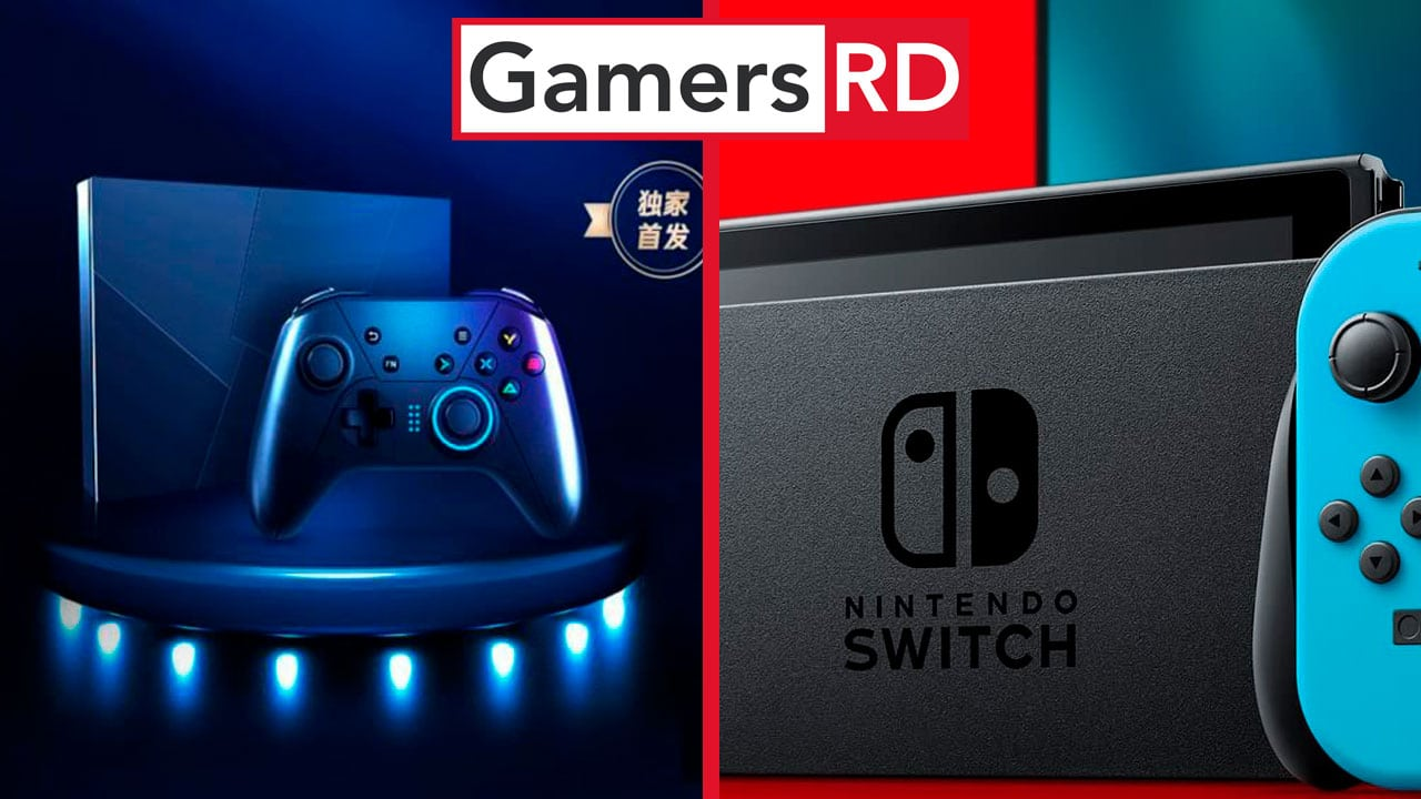 Nintendo Switch, Tencent Console, GamersRD