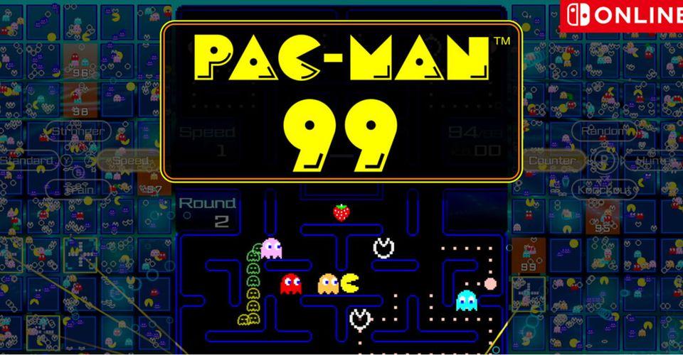 Pac-Man 99 Battle Royale - GamersRD