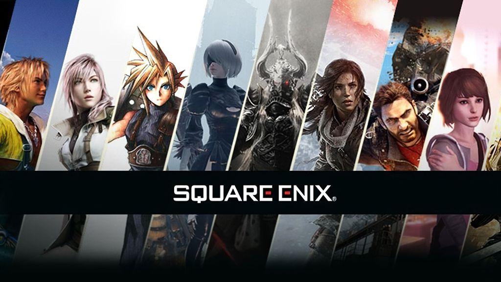 Square Enix fusiona dos de sus divisiones, GamersRD