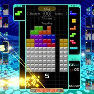 Tetris 99 - GamersRD