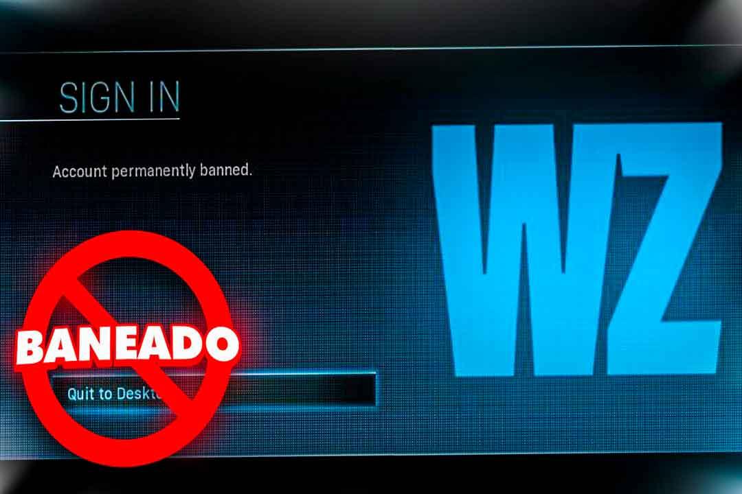 Baneos en Call of Duty: Warzone, GamersRD