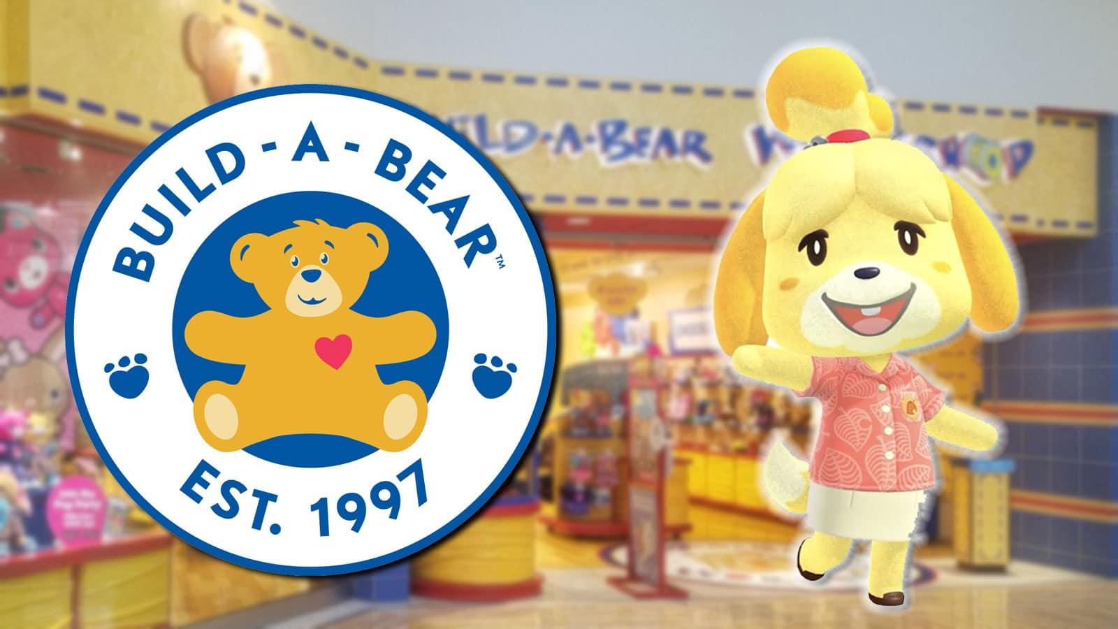 Build-a-Bear sacará colección de Animal Crossing, GamersRD