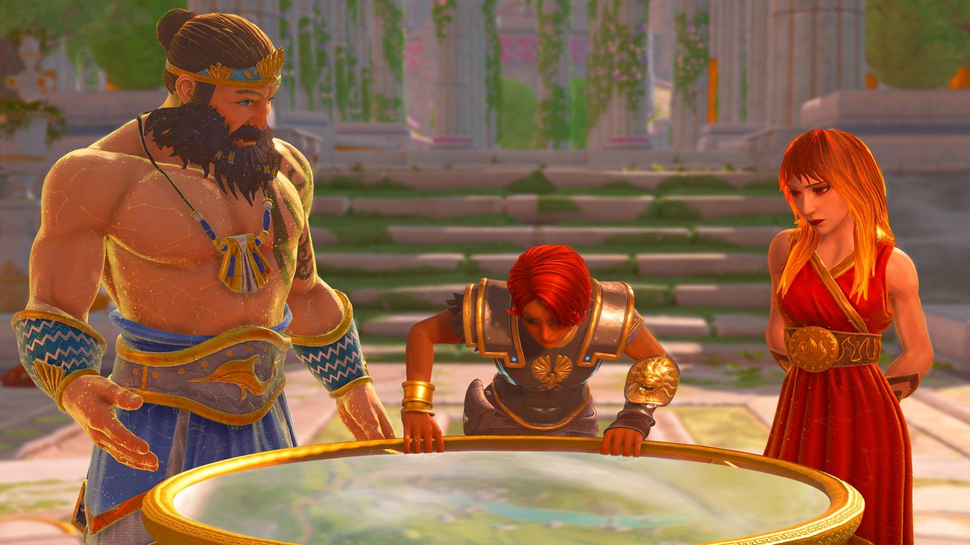 Immortals Fenyx Rising - The Lost Gods Review