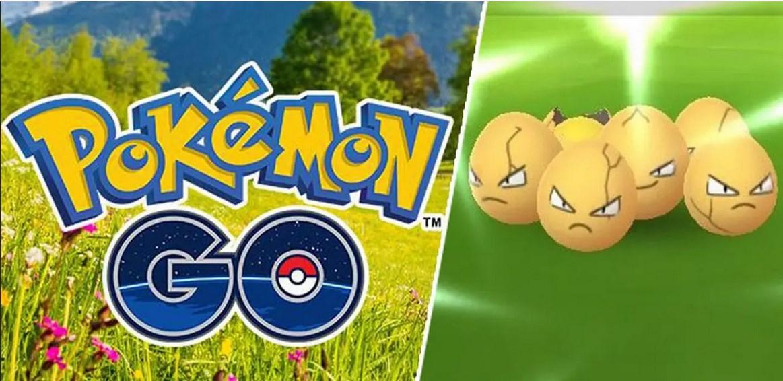 exeggcute - Pokemon Go- GamersRD