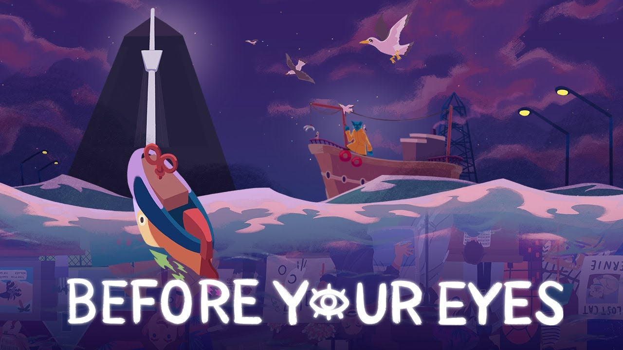 Before Your Eyes, Indie Game