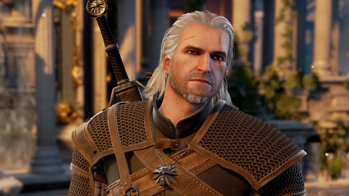 mod de voz hecha por fans de Geralt, The Witcher 3, GamersRD