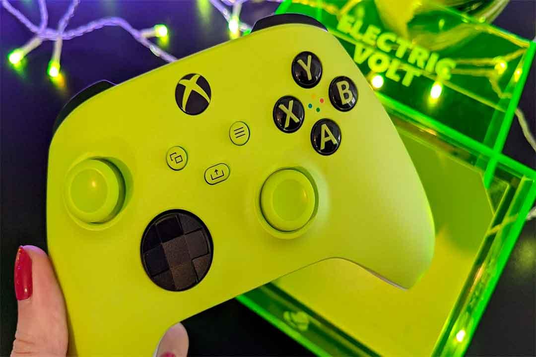 electric volt, Xbox mando, GamersRD