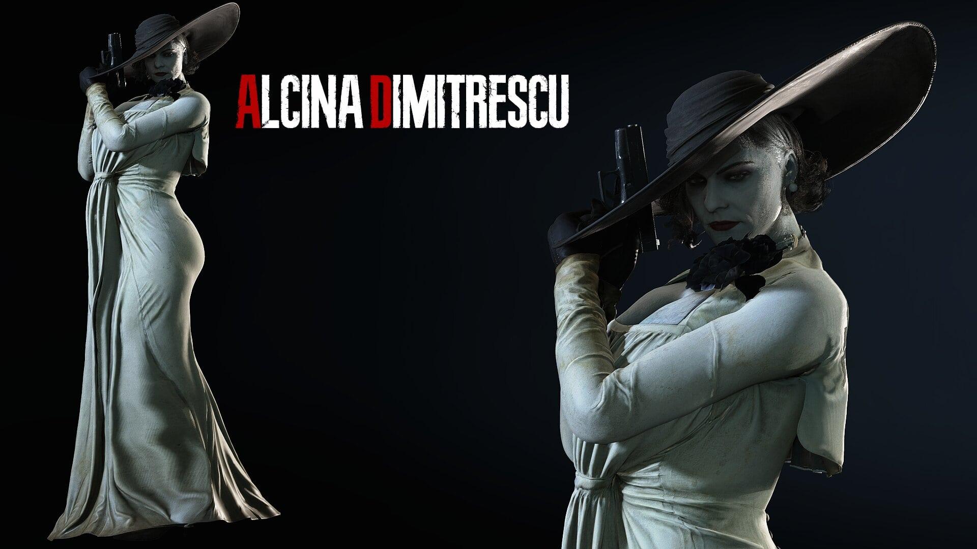 lady-dimitrescu-Resident-Evil-3-Mod