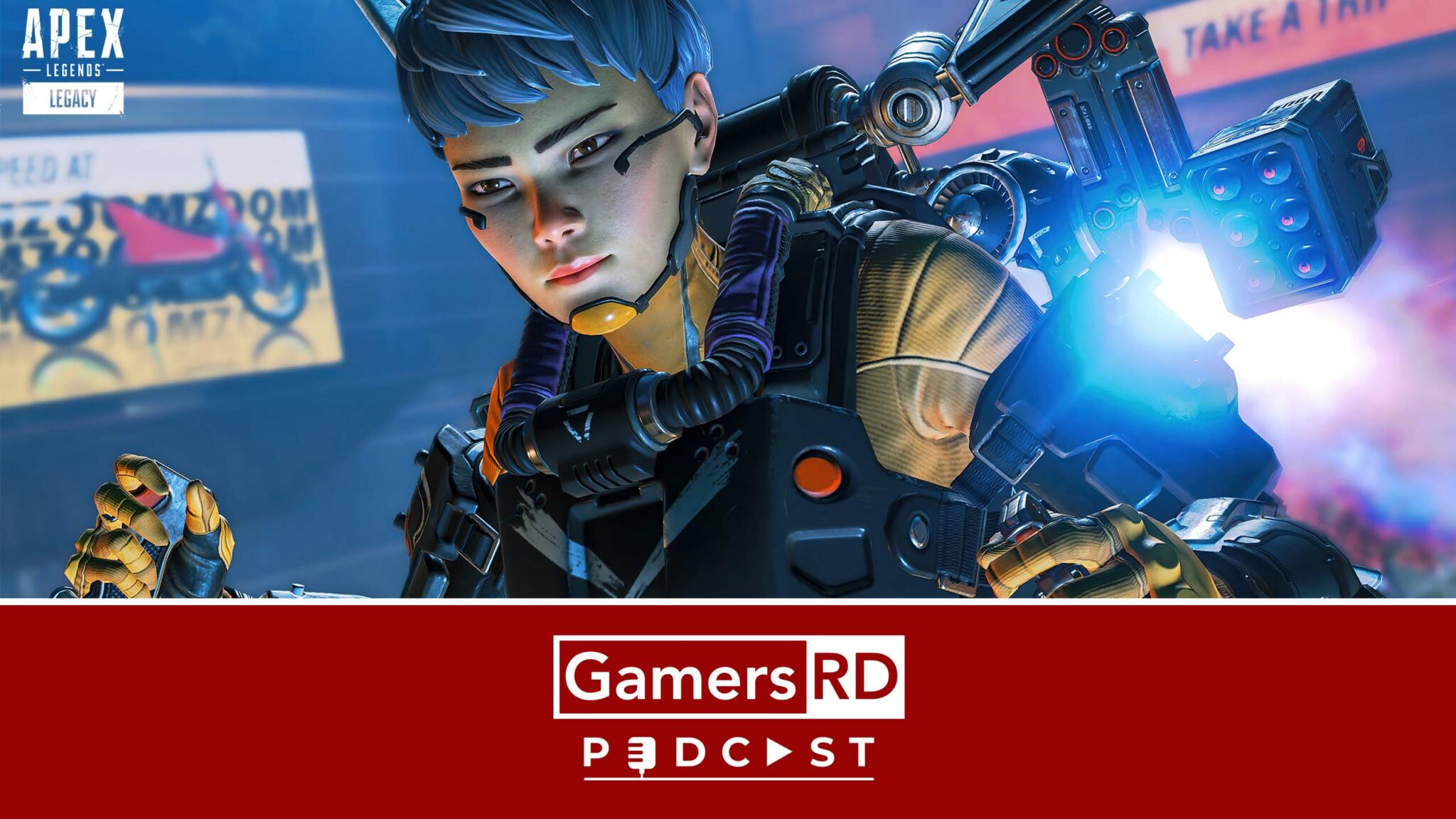 Apex Legends Legacy - Valkyrie GamersRD Podcast