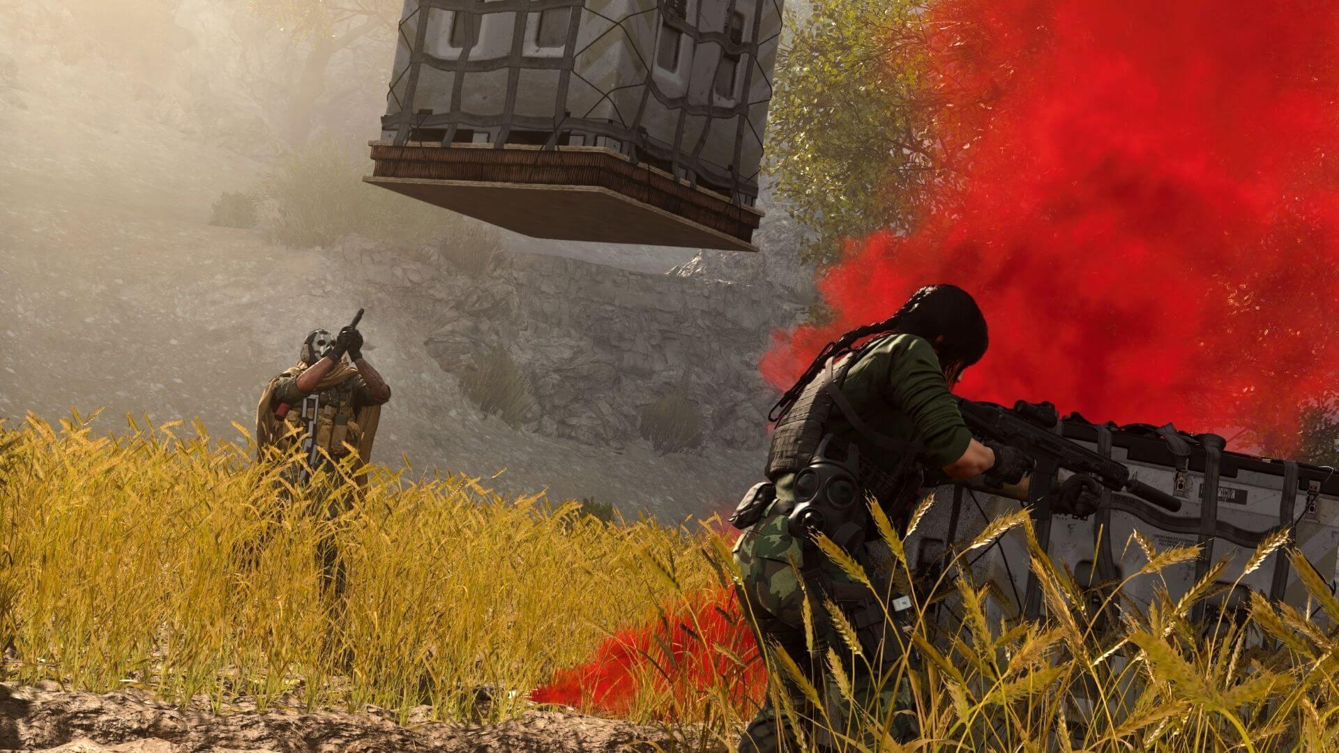 Bizarre-Warzone-loadout-glitch-gives-players-10-weapons-LOADOUT