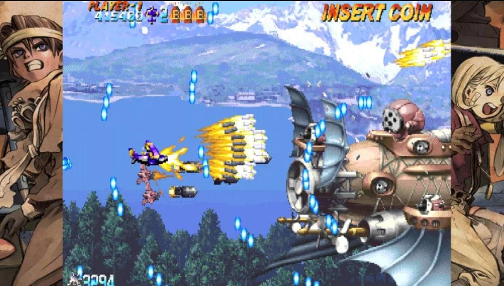 Capcom Stadium Arcade