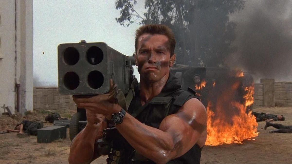 Colonel John Matrix, Commando, Arnold Schwarzenegger Personajes que encajarían en el crossover de los 80 de Call of Duty Black Ops Cold War y Warzone , GamersRD
