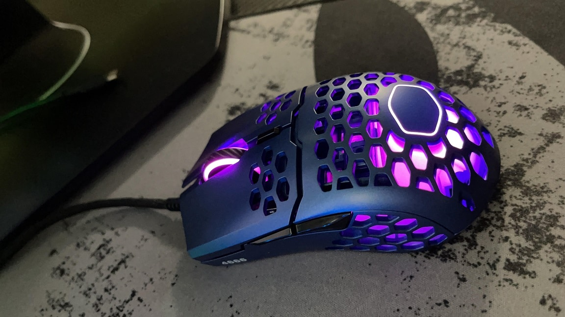 Cooler Master MM711 Gaming Mouse Review, GamersRD