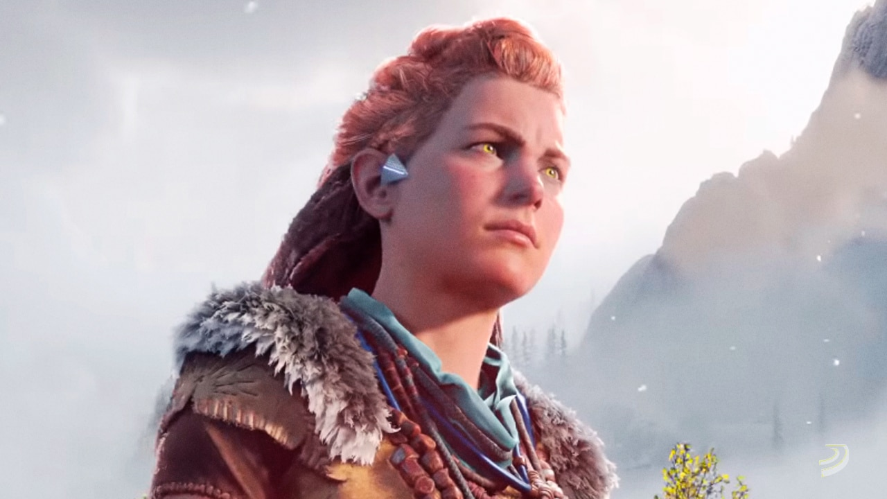 Fans discuten sobre el aspecto de Aloy en Horizon Forbidden West, GamersRD