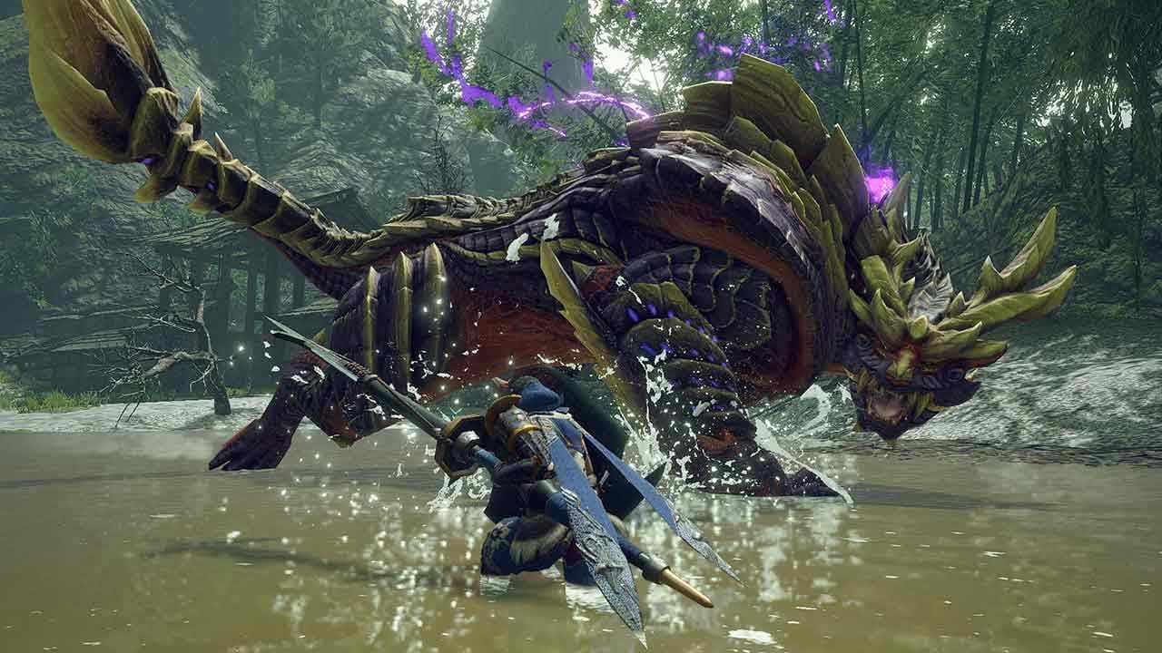 Fans en Japón votan por los monstrous grandes más populares, Monster Hunter Rise, GamersRD