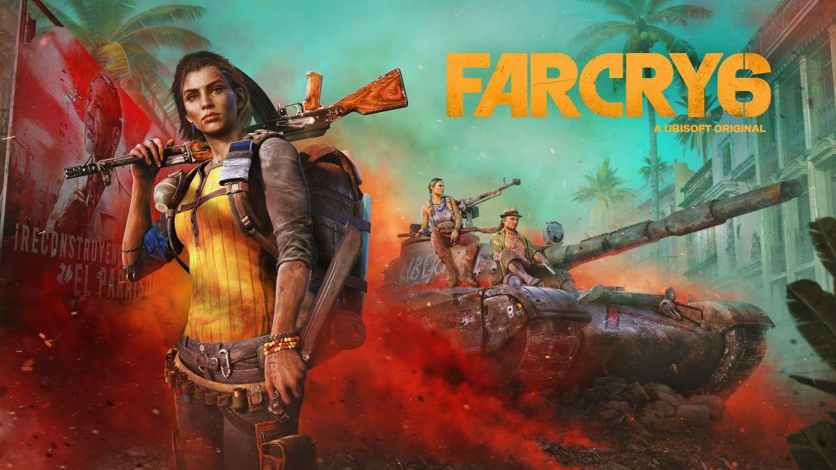 Far Cry 6 muestra una pelea caótica con un toro, GamersRD