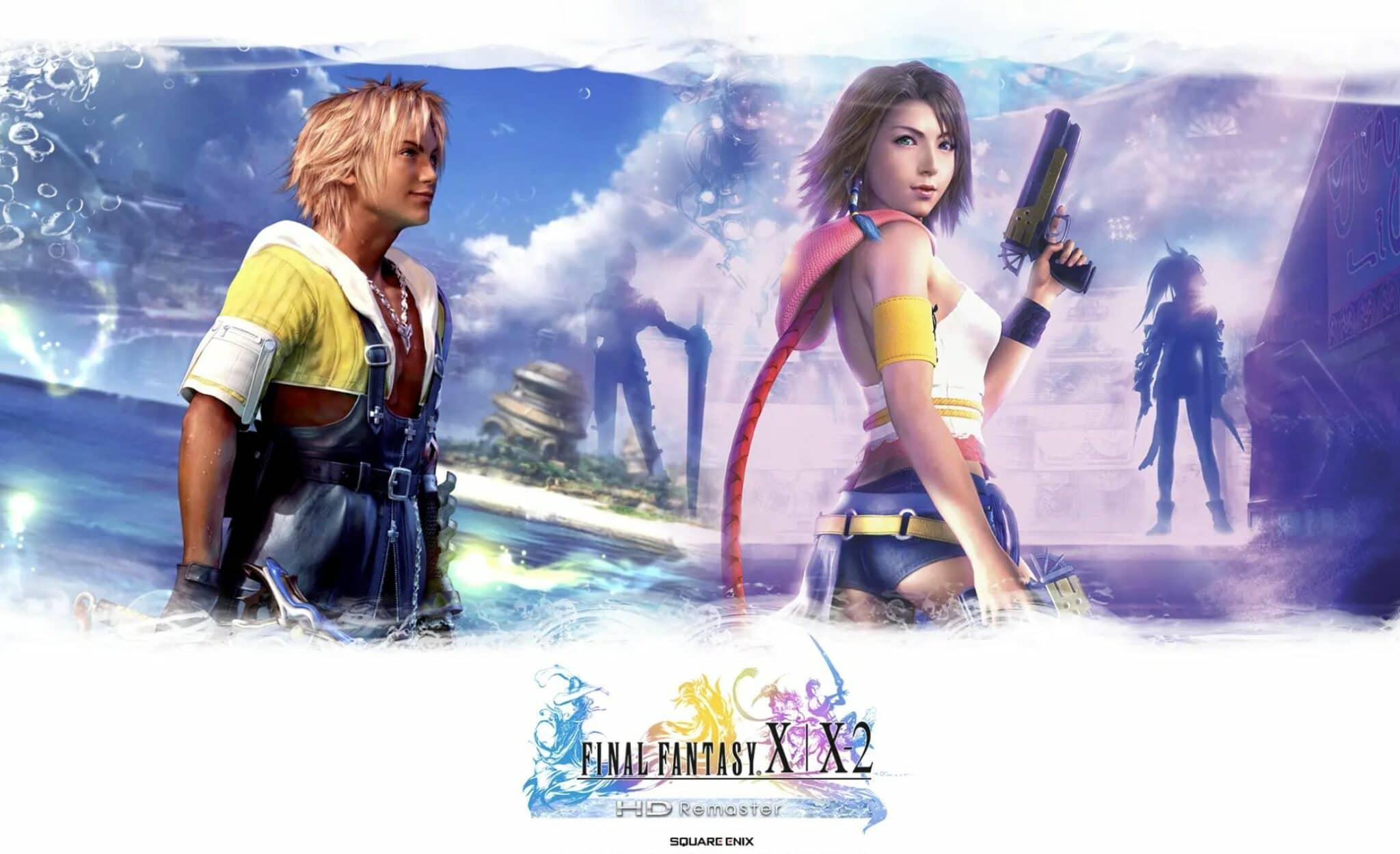 Final Fantasy X/X-2 HD Remaster está disponible en Xbox Game Pass