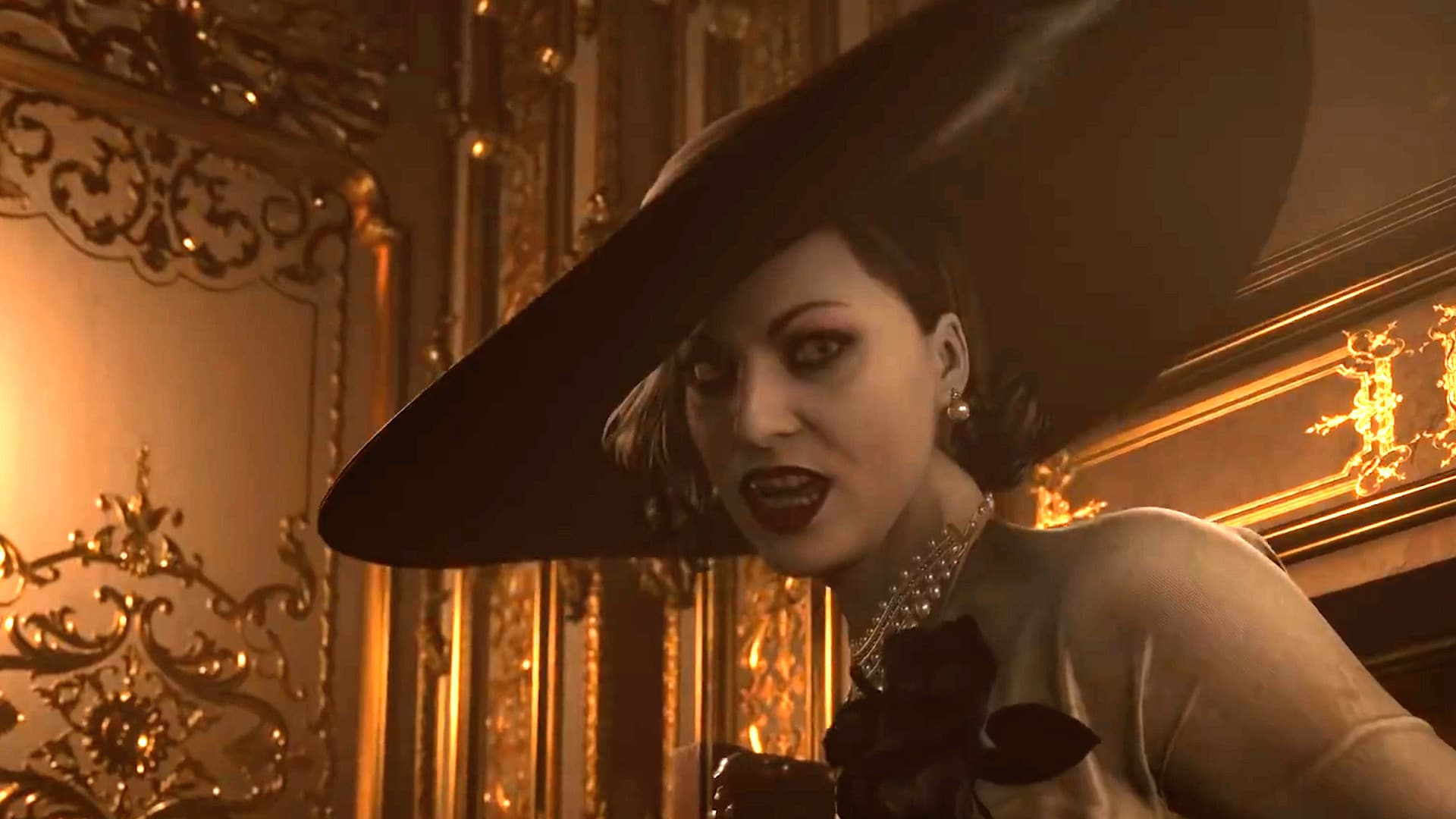 Lady Dimitrescu - Resident Evil Village - GamersRD
